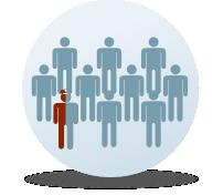 Bewerberanzahl vs. Stellenangebote